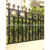 China Power Coated Ornamental Aluminum Picket Garden Fence