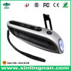 Solar Dynamo Flashlight Radio Charger (XLN-811B)