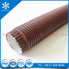 Brown Color Semi-Rigid Aluminum Flexible Duct for HVAC System