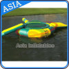 Inflatable Water Trampoline with Slide and Blob Combo