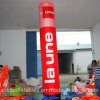 Guangzhou Manufactory Custom Made Printed Inflatable Column with Reasonable Price