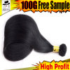 Straight 8A Brazilian Jet Black Human Hair
