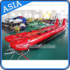"10 Riders ""Red Shark"" Towable Banana Boat by Airhead"