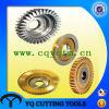 HSS M2 Disk Type Df125mm Gear Shaping Cutter