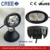 Easymounting Oval 20W Spot LED Work Light for Car (GT1023E-20)
