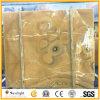 Natural Yellow Honey Onyx Wall Marble Slab