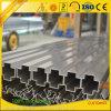 Extruded Aluminium Extrusion Balcony Handrail Fence Tubing