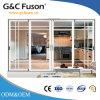 Energy Saving Size Customized Aluminum Alloy Sliding Doors