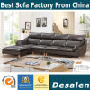 New Arrival Wholesale Factory Price Ikea Style Leather Sofa (8066)