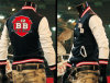 Hot Selling Korean High School Uniform Designs (OP-1)