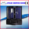 Black Acrylic Steam Shower Bathroom (AT-GT0203)