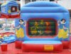 Princess Bouncer Mini Inflatable Bouncy Castle (Chb122)