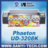 Solvent Printing Machine Ud-3278k with Spt510/50pl Printheads