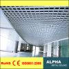Supsended Metal Grid Ceiling Aluminium Cell Ceiling