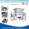 Woven Bag Shredder/Plastic Double Shaft Shredding Machine