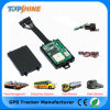 Free Tracking Platform Arm9 CPU GPS Vehicle Tracker with Temperature Sensor