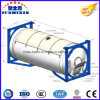 20feet ISO ASME BV Csc Approved Tetrafluoroethane Carbon Steel Tank Container