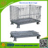 Heavy Duty Warehouse Metal Cage Mesh Cart