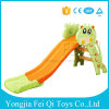 High Quality Kids Plastic Slide Swing Set Equipment for Kindergarten, School, Amusement Park