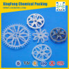 Plastic Teller Rosette Ring for Environment Protection