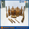 Diamond Core Drill Bits for Drilling Reinforced Concrete