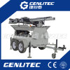 Heavy-Duty Trailer Mounted Light Tower with Double Axle (GLT9000-9H)