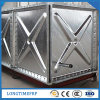 Hot-Dipped 1.22*1.22m Galvanized Bolted Steel Panel Water Storage Tanks
