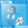 Recycling Stainless Steel Cable Tie Releasable Wrap Tie