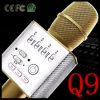 Portable Q9 Wireless Bluetooth Magic Karaoke Mini KTV Microphone Speaker