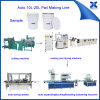 Auto 18L Chemical&Paint Oil Pail Buckets Tin Can Making Line Machine Equipment