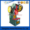 Vertical Electrical Blanking and Punching Machine