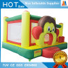 840d Polyester and PVC Tarpaulin Inflatable Zoo Play Bouncer with Pool