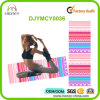 Professional Quality Natural Rubber Colorful Chevron Yoga Mats