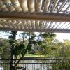 Pergola Shade Roof Garden