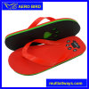 Engraved Unisex EVA Slippers with Three Soles (N1602-RED)