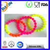 Colorful Bead Silicone Bracelet for Kids
