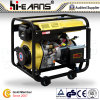 Air Cooled Portable Welding Genset (DG6000EW)