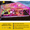 15X30m Crystal Clear Marquee Party Tent