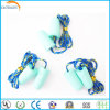 High Quality Corded PU Earplugs