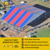 Large Stage Aluminum Tent with Different Color Roof Covers (HAF 50M)