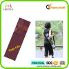Foldable Natural Rubber Yoga Mat, Eco Friendly Material