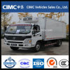 China Foton Forland 8 Ton Small Refrigerator Freezer Truck