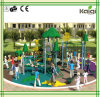 Kaiqi Forest Series Children′s Obstacle Course and Adventure Playground with Climbing and Slide (KQ50037B)