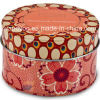 Scented Soy Wax Tin Candle in Printed Tin