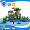 Small Children Outdoor Playground Equipment with Plastic Slides (YL-T063)