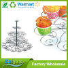 5 Tiers Fashion Cup Cake Display Stand with Steel Wire