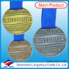 Fashion Olympic Souvenir Medals Antique Bronze Race Running Medal