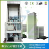 Sinofirst Home Elevator Vertical Wheelchair Platform Lift for Disabled People