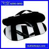 2016 Classic Black and White Stripe EVA Slippers (15I137)