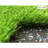 Apple Green Noninfill Artificial Grass for Soccer Field